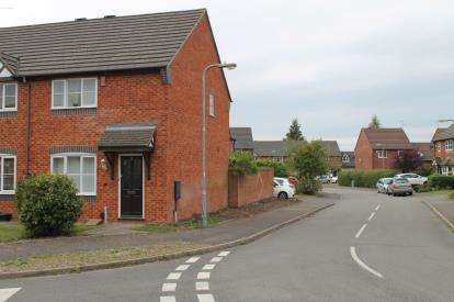 2 Bedrooms Semi Detached House for sale in Albert Bean Close, Whitnash, Leamington Spa