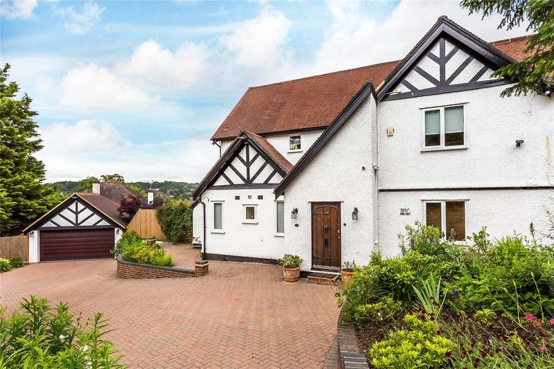 5 Bedrooms Detached House for sale in Grovelands Road, Purley, Surrey, CR8