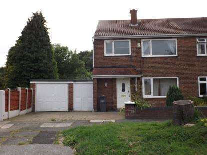 4 Bedrooms Semi Detached House for sale in Sandacre Road, Manchester, Greater Manchester