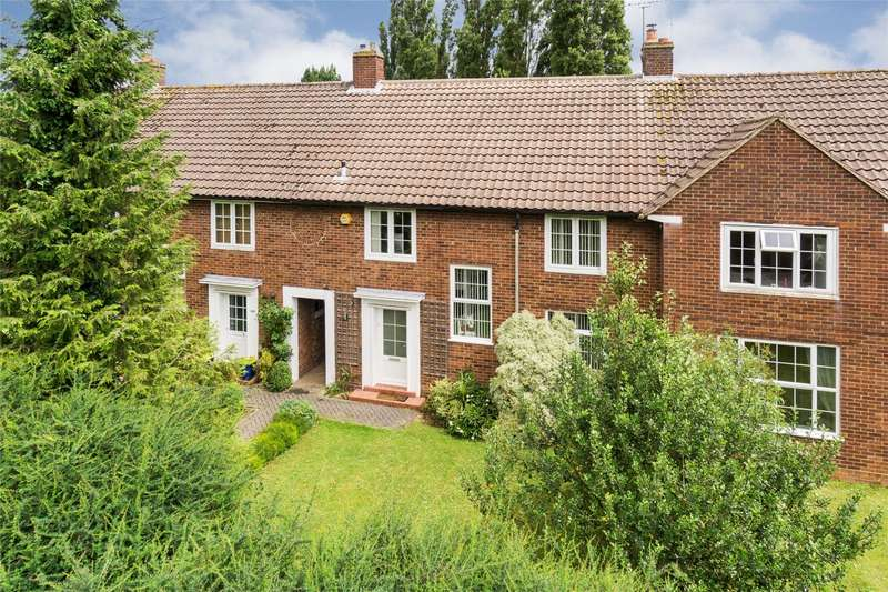 4 Bedrooms Terraced House for sale in Parkway, WELWYN GARDEN CITY, Hertfordshire