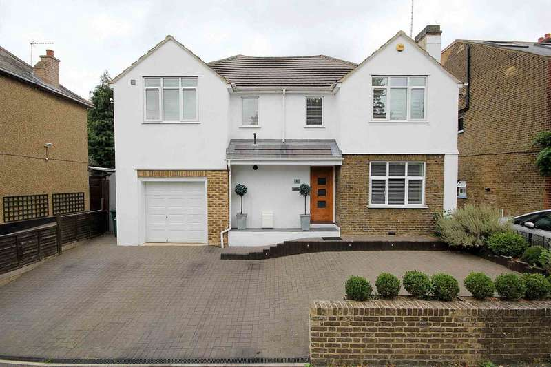 4 Bedrooms Detached House for sale in Railway Terrace, Kings Langley