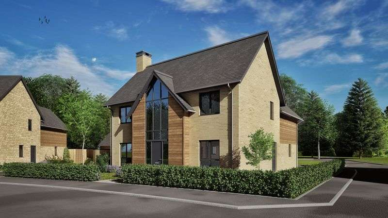 3 Bedrooms Detached House for sale in Willowhurst, Priors Hall Park, Weldon