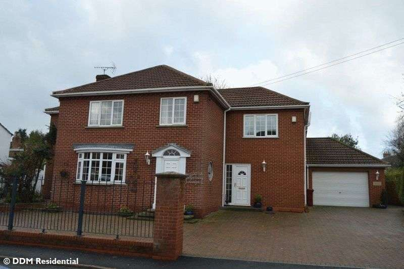 5 Bedrooms Detached House for sale in Chapel Street, Goxhill