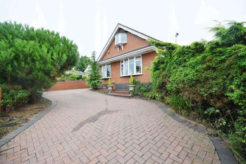 4 Bedrooms Detached House for sale in Overland Drive, Brown Edge