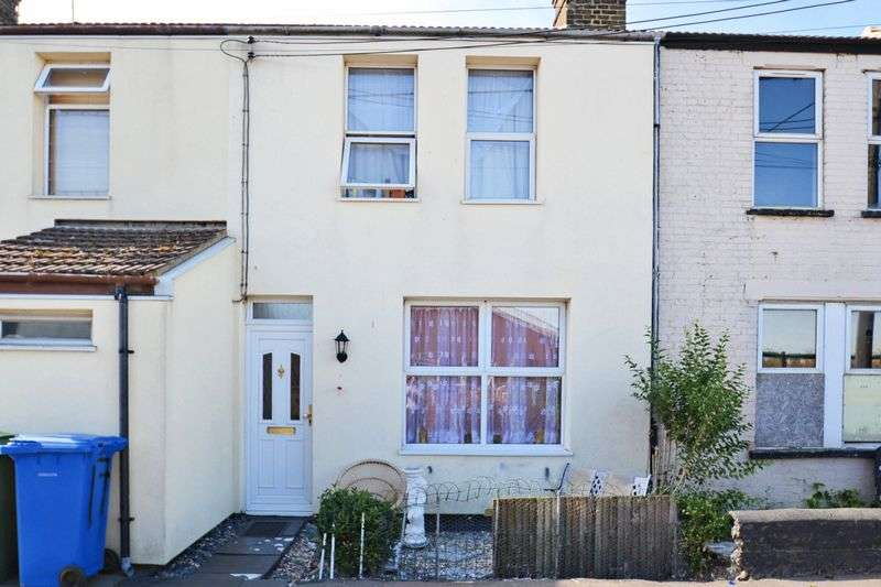 2 Bedrooms Terraced House for sale in First Avenue, Queenborough