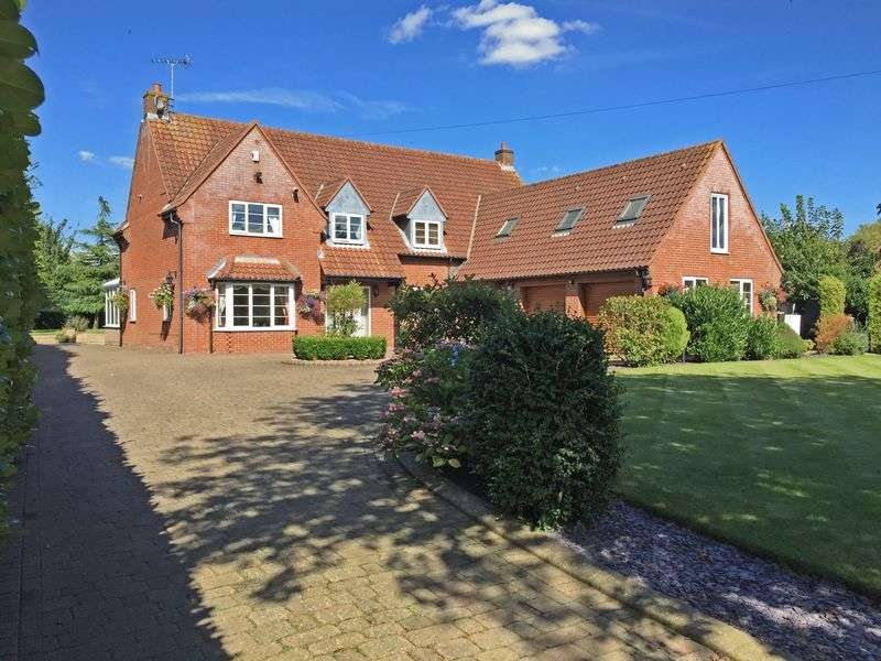 6 Bedrooms Detached House for sale in High Street, Newark