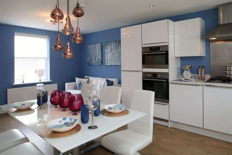 4 Bedrooms Detached House for sale in The Mill, Banbury