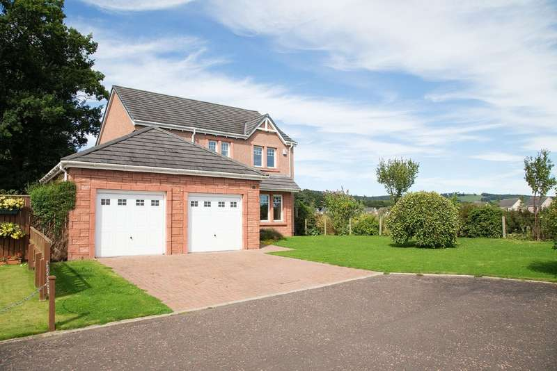 4 Bedrooms Detached House for sale in Seggieden Close , Inchture