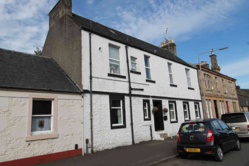 1 Bedroom Flat for sale in Low Barholm, Kilbarchan