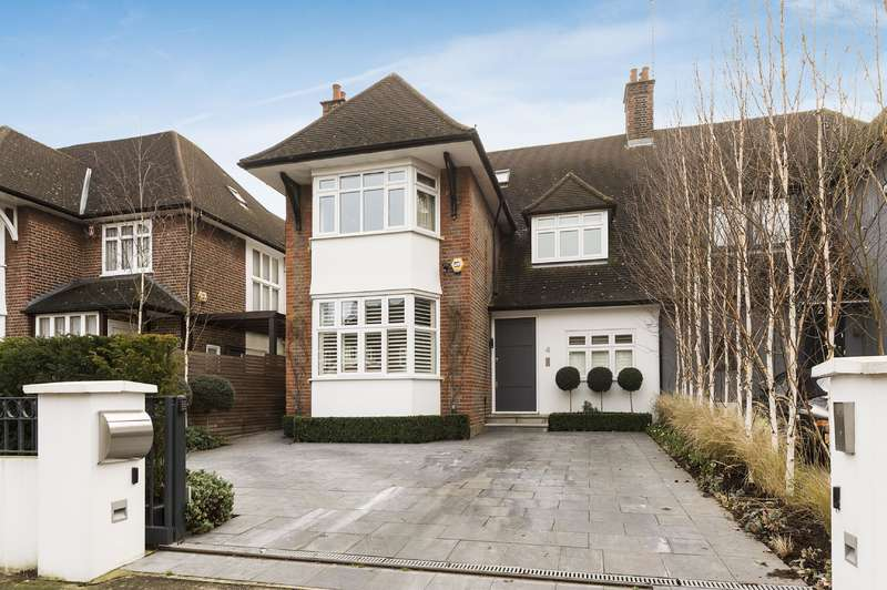 5 Bedrooms House for sale in Hocroft Avenue, London