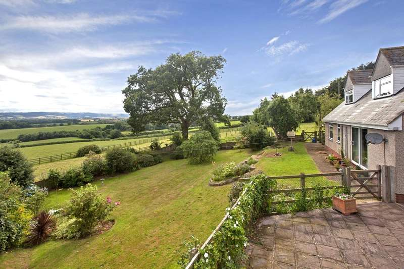 4 Bedrooms Detached House for sale in Thorverton, Exeter