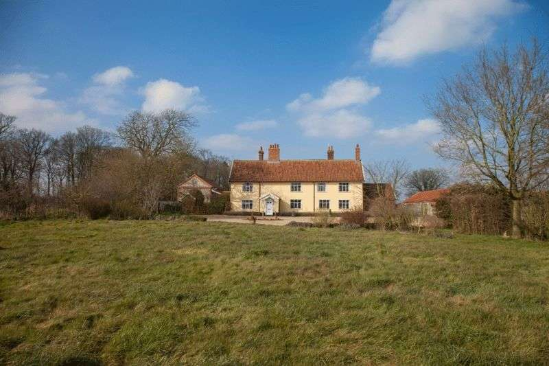 6 Bedrooms Detached House for sale in Letton, Dereham
