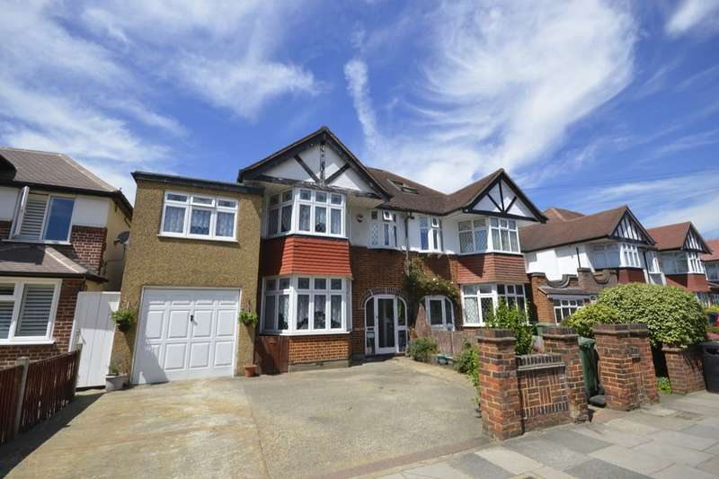 4 Bedrooms Semi Detached House for sale in Percy Road, Whitton, Twickenham, TW2