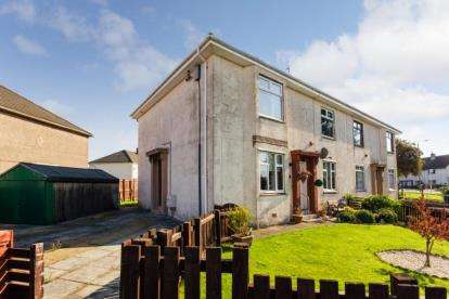 2 Bedrooms Flat for sale in Drumley Drive, Mossblown