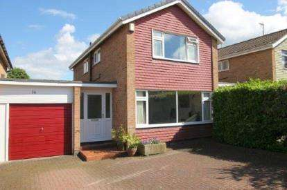 3 Bedrooms Link Detached House for sale in Aspin Way, Knaresborough, North Yorkshire
