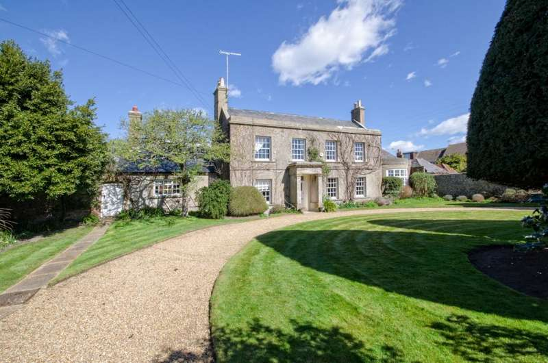 6 Bedrooms Detached House for sale in West Street, Sompting, West Sussex, BN15
