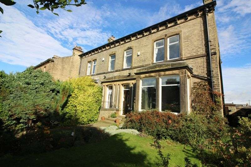 6 Bedrooms Semi Detached House for sale in Savile Park, Halifax