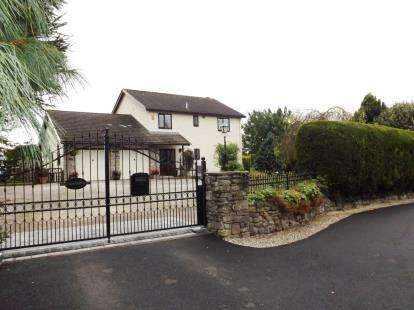 5 Bedrooms Detached House for sale in Pinders Lane, Holme, Carnforth, Cumbria, LA6