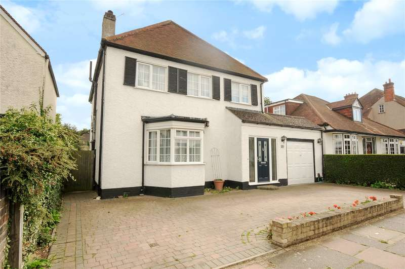4 Bedrooms House for sale in Morford Way, Ruislip, Middlesex, HA4