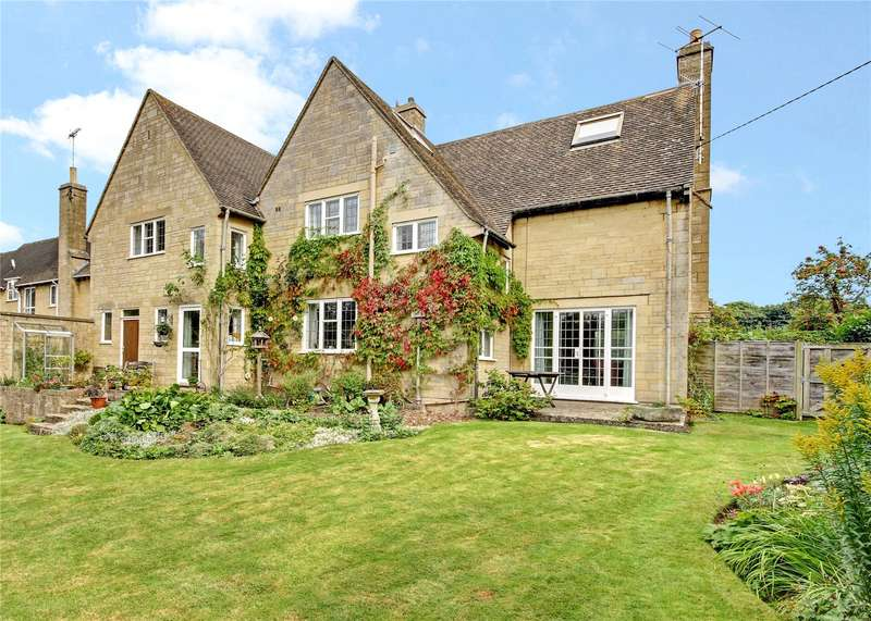 5 Bedrooms Detached House for sale in The Whiteway, Cirencester, GL7