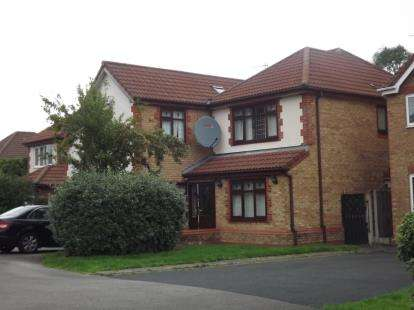 6 Bedrooms Detached House for sale in Earlesfield Close, Sale, Greater Manchester
