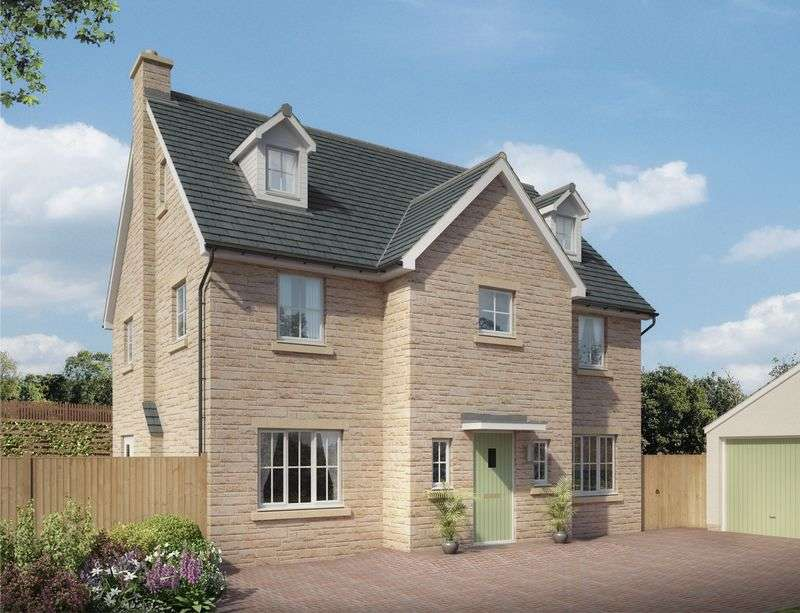 5 Bedrooms Detached House for sale in Woodland View , Mitcheldean, Gloucestershire GL17 0XW