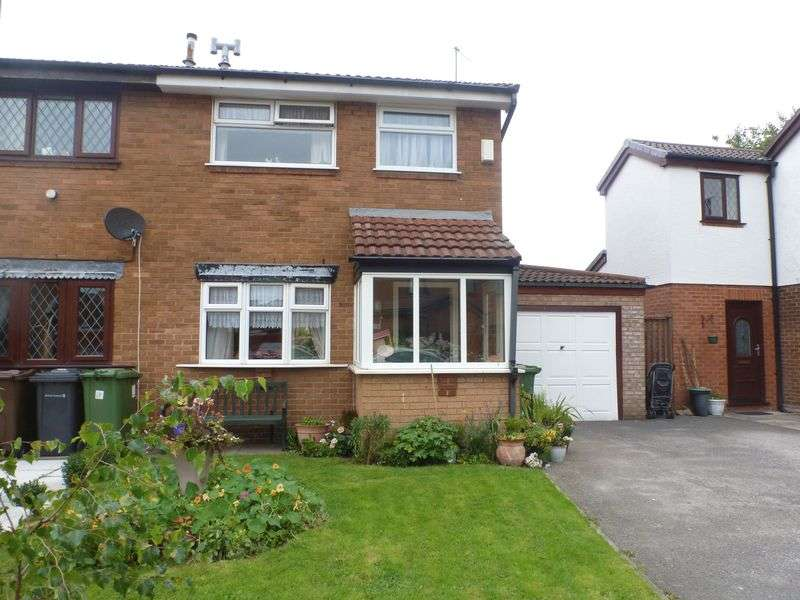 3 Bedrooms Semi Detached House for sale in Reapers Way, Netherton