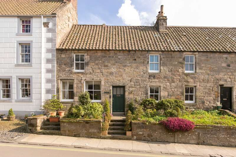 3 Bedrooms Semi Detached House for sale in High Street, Cupar, Fife, KY15