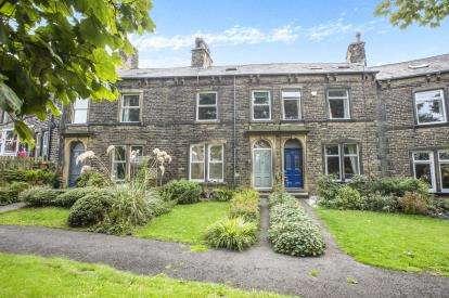 4 Bedrooms Terraced House for sale in Savile Park Road, Halifax, West Yorkshire, Halifax