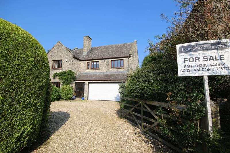 4 Bedrooms Detached House for sale in Cold Ashton, Nr Bath