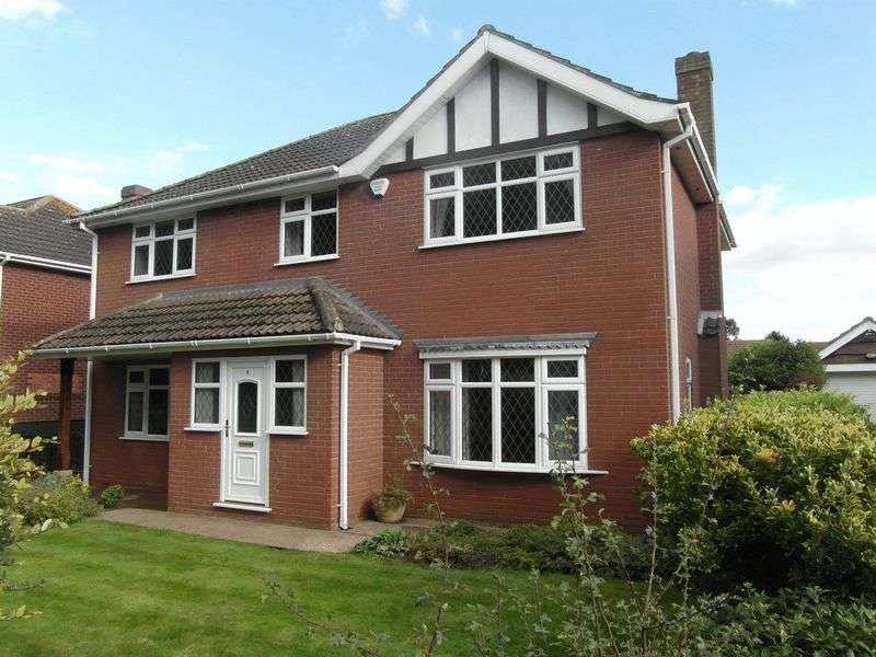 4 Bedrooms Detached House for sale in HAWTHORN HOUSE EAST END CLOSE, SCARTHO