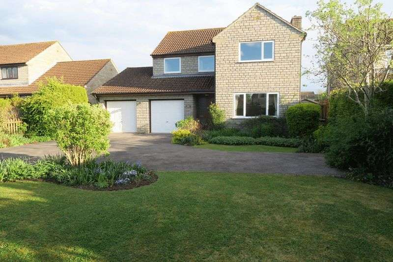 4 Bedrooms Detached House for sale in Church Street, Barton St. David