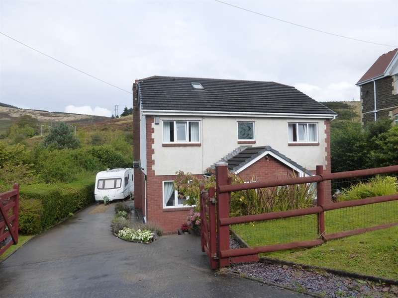 4 Bedrooms Detached House for sale in Varteg Row, Bryn