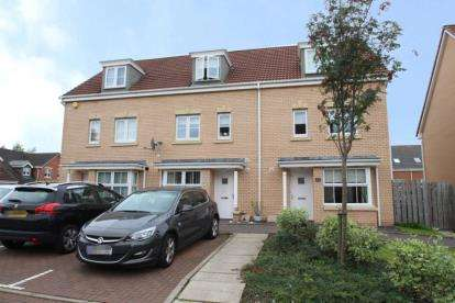 4 Bedrooms Town House for sale in Brodie Drive, Baillieston, Glasgow, Lanarkshire