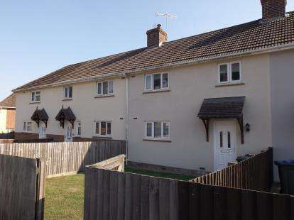 2 Bedrooms Terraced House for sale in Tidworth, Wiltshire