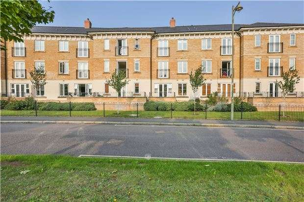 2 Bedrooms Property for sale in Heald Court, Meadow Way, CARTERTON, Oxfordshire, OX18 1HA