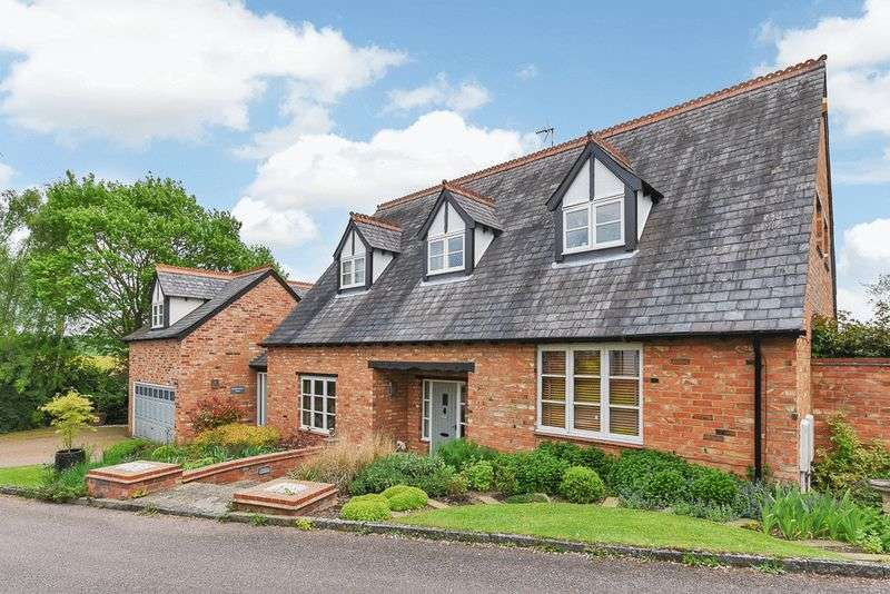 5 Bedrooms Detached House for sale in Thorpe Langton, Market Harborough