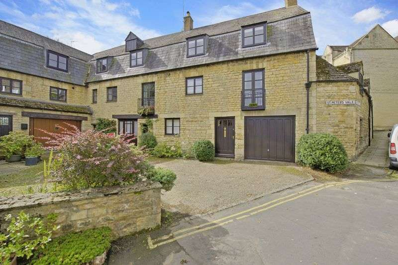 3 Bedrooms Semi Detached House for sale in St. Peters Vale, Stamford, Lincolnshire