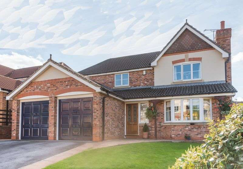 4 Bedrooms Detached House for sale in Twelve Lands Close, Tankersley - Stunning Family Room/Kitchen
