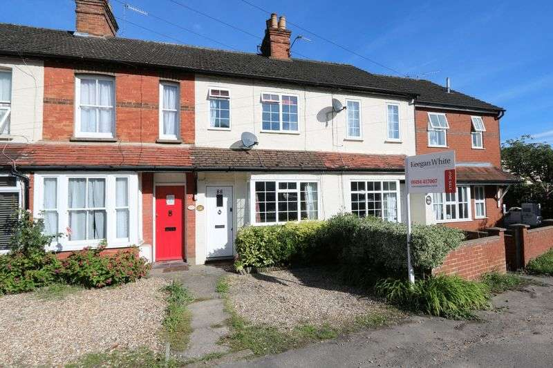 3 Bedrooms Terraced House for sale in Lane End Road, High Wycombe