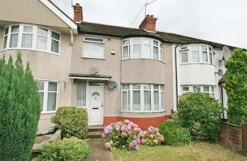 Terraced house in  Bourne Avenue  Hayes  UB3  Richmond