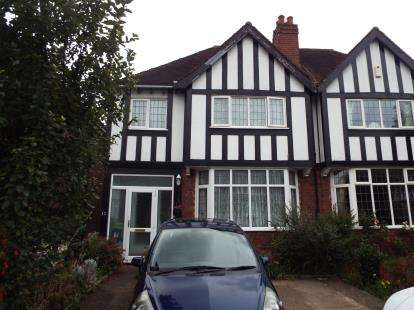 Semi Detached in  Merstowe Close  Birmingham  B27  Birmingham