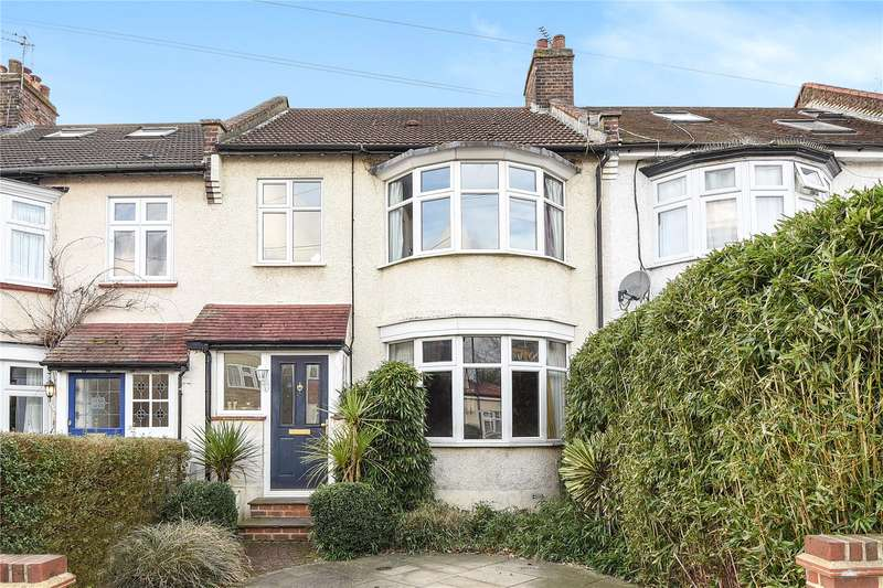 Terraced house in  Beresford Road  Harrow  Middlesex  HA1  Richmond