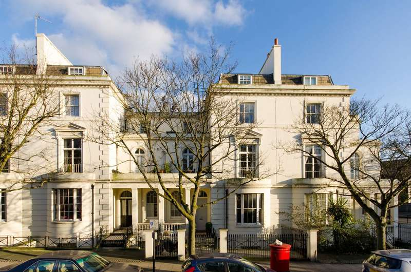 Flat in  Westbourne Terrace Road  London  W2  Richmond