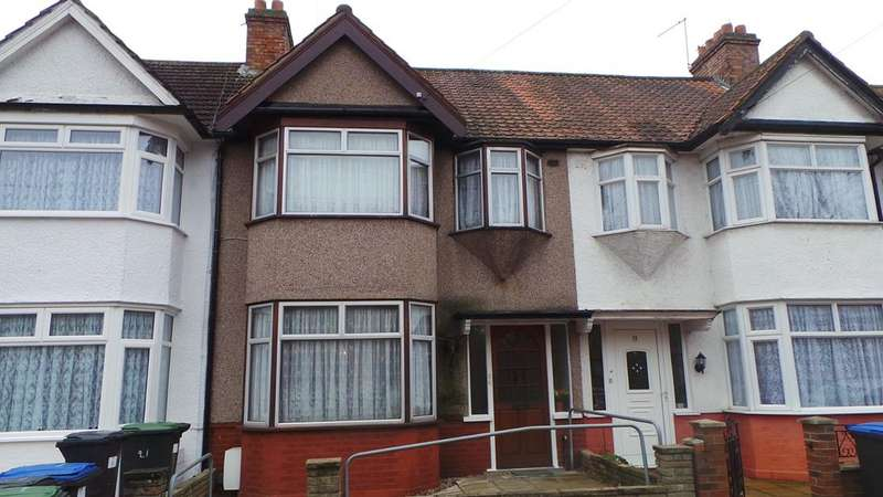 Terraced house in  St Alphege Road  Edmonton  N9  London