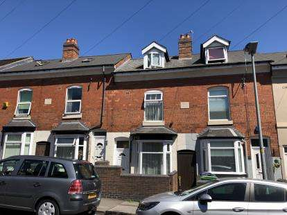 Terraced house in  Sycamore Road  Smethwick  West Midlands  B66  Birmingham