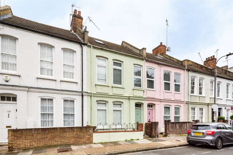 Terraced house in  Farm Lane  London  SW6  Richmond