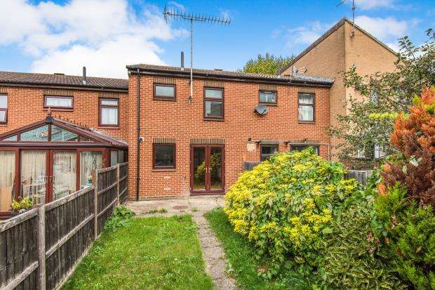 Terraced house in  Audric Close  Kingston Upon Thames  Surrey  KT2  Richmond