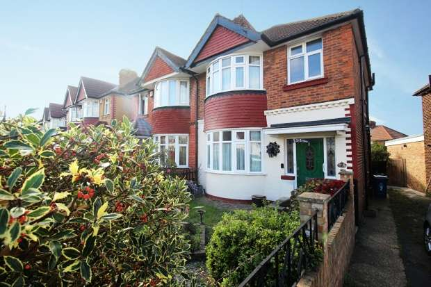 Semi Detached in  St Brides Avenue  Edgware  Middlesex  HA8  Richmond