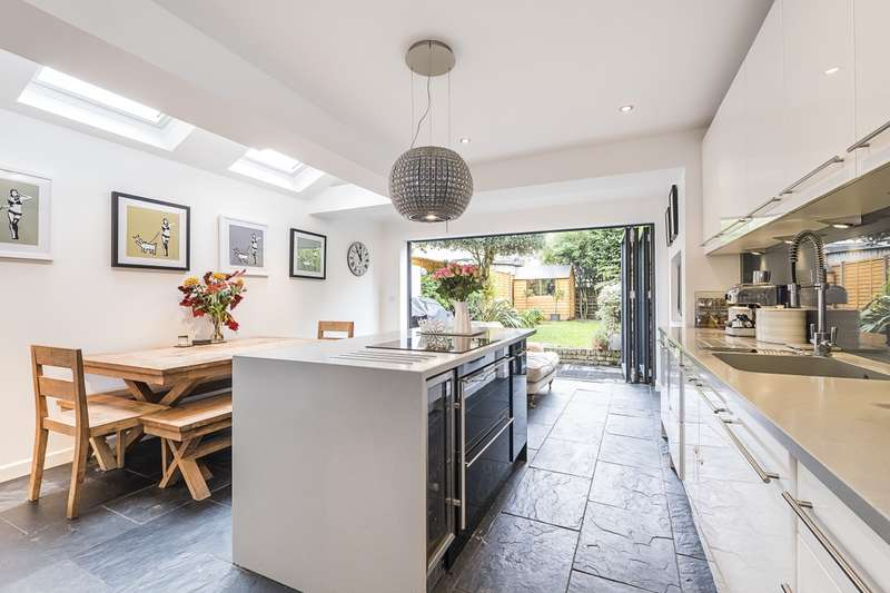 Terraced house in  Franche Court Road  London  SW17  Richmond